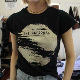 The National band tee