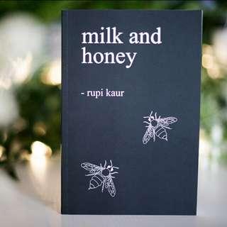 🔥 Milk and Honey - Rupi Kaur