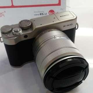 Fujifilm XA10 Bisa Dicicil Bunga 0% DP 0% Cukup Membayar 199.000