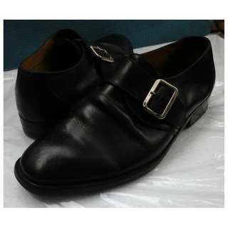 Alexander Original Ornamented Bit Leather Shoes