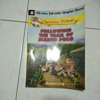 Geronimo Stilton Comic