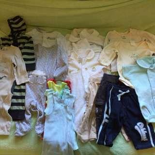 Boys clothes bundle, size 00