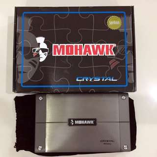 FULL SET CAR AUDIO (MOHAWK//DLS)