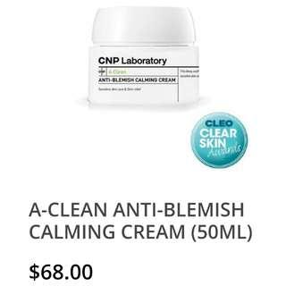 CNP Laboratory Anti-Blemish Calming Cream