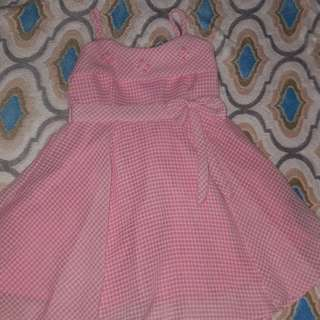 Preloved dress for girl 1-2yrs old
