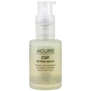 Acure Organics, CGF Oil Free Serum, 1 fl oz (30 ml)