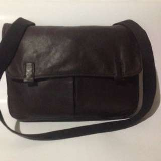 Fossil Massanger Bag Authentic
