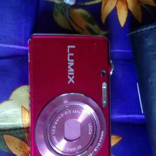 Camera panasonic lumix