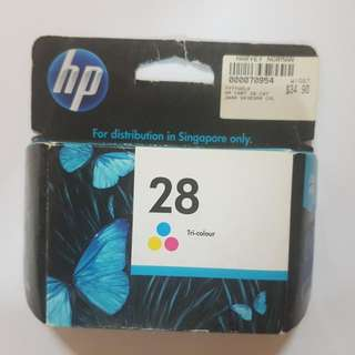 HP Inkjet Print Cartridge