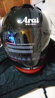Arai****helmet