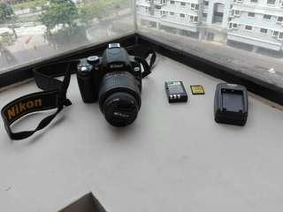Nikon d60 new condition