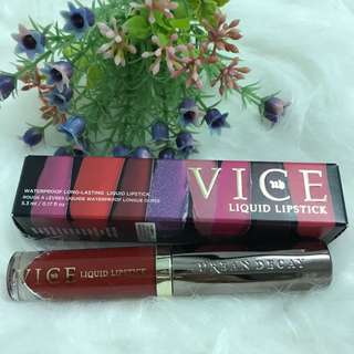 Urban Decay Vice Liquid Lipstick