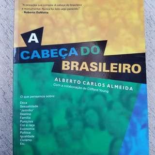 """Book """" A Cabeça do Brasileiro"""""""