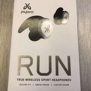 Jaybird Run 藍芽耳機