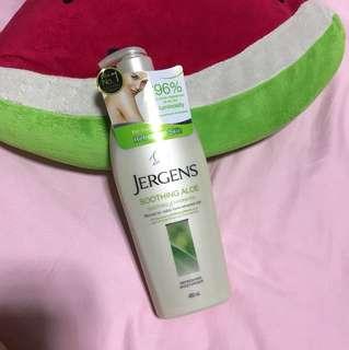 Free Mail! Brand new Jergens moisturizer