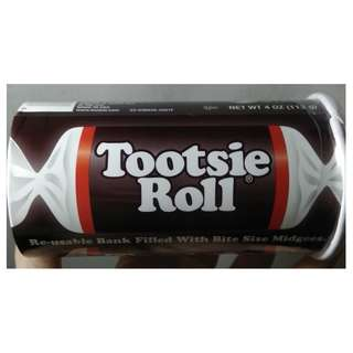 Tootsie Roll Banks