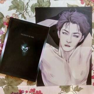EXO Windeer Deer in the Wind Hunhan fanart book