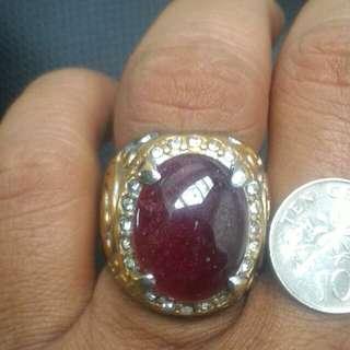 Ruby Africa ( BIGSIZE stone)