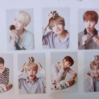 BTS VT postcard ✨💕