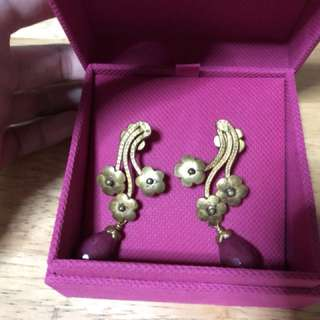 Peewee Benitez Brass Earrings