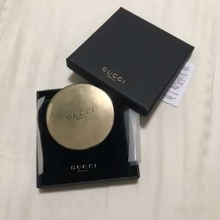 Gucci luxury mirror