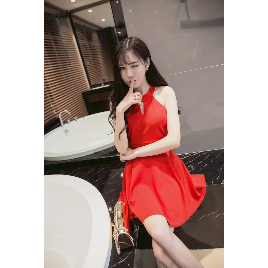 2018 Wear With High Temperament Women Dress In Korean Fashion Style