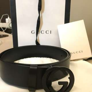 Gucci Belt Second Original size 90