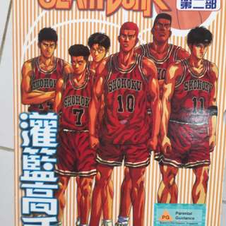 Slam Dunk 20 Dvd