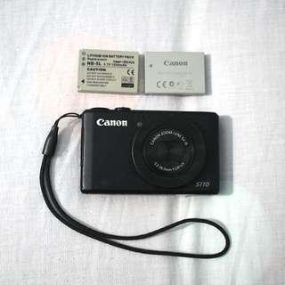 Canon S110 Compact Camera