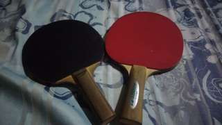 Butterfly table tennis paddle