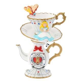 Japan Disneystore Disney Store Alice in Wonderland ALICE PARTY Accessory Case Preorder