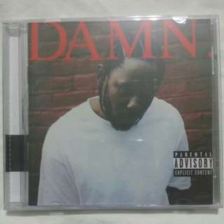 [Music Empire] Kendrick Lamar - Damn CD Album