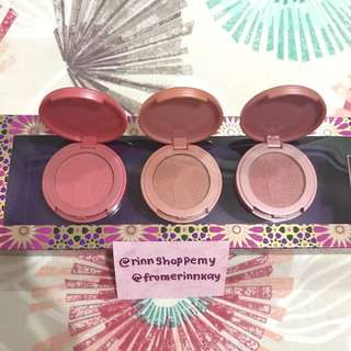 Tarte Limited-Edition Cheek Charmers Deluxe Blush (Loose)