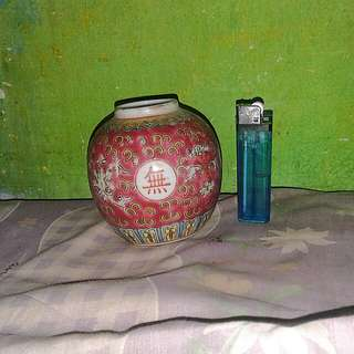 Guci kecil made in china