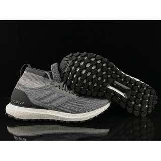 阿迪達斯 AD Adidas UltraBoost Atr Mid,UB針織高幫版39-45灰色