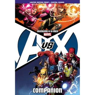 Avengers Vs. X-men Companion [Hardcover]