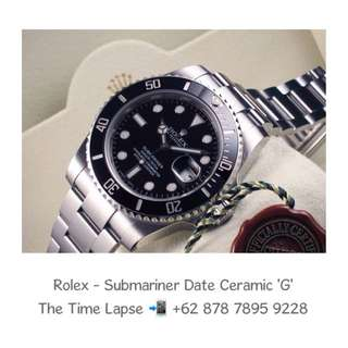 Rolex - Submariner Date Ceramic G