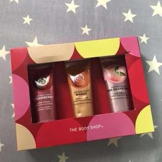Body Shop Gift Set Hand cream