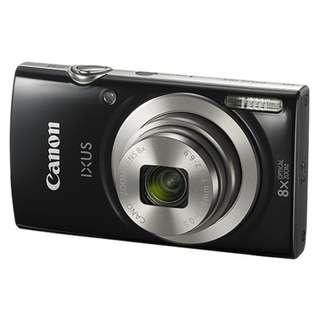 Canon IXUS 185 HS 黑色 公司貨