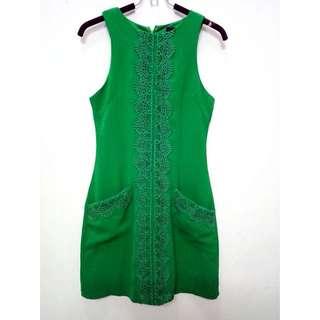 Dressable Green Dress