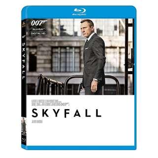 🎁 Festive Season Sales: 🆕 Skyfall Blu Ray 📦