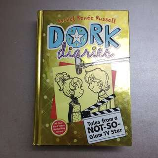 Dork Diaries Tales From A Not-So Glam TV Star