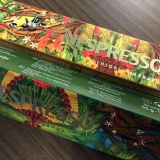 Nespresso capsules (限量版)