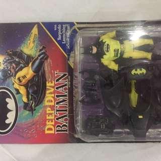 Kenner Deep Dive Batman Action Figure