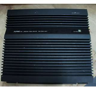 Alpine 3544 Amplifier Bridgeable Power Amplifier