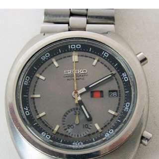 Seiko 1970's.. auto 6139-7002