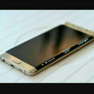 Samsung golds6edge