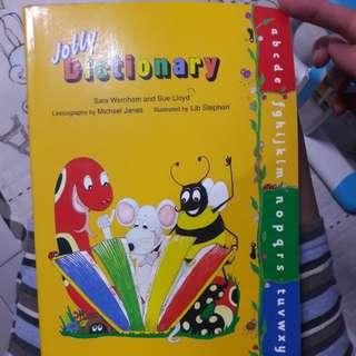 Jolly kids Dictionary