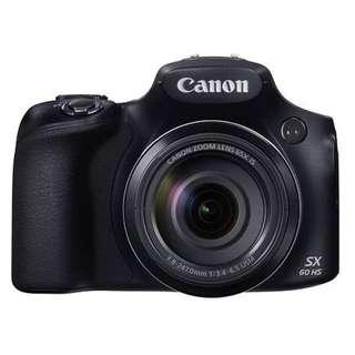 Canon PowerShot SX60 HS 公司貨