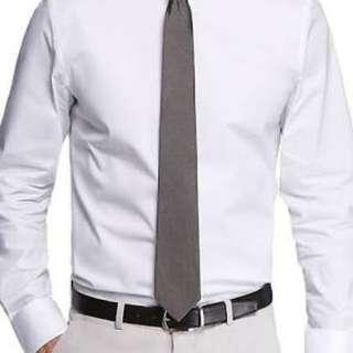 EXPRESS 1MX White Long sleeves for Men